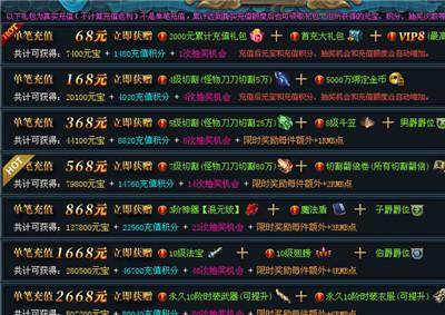神途剑仙单职业版本新手攻略